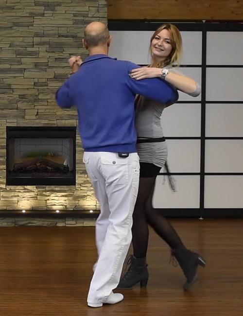 Foxtrott_Beginner_Tanzkurs_2 Tanzschule-Strobel - Online Tanzkurse