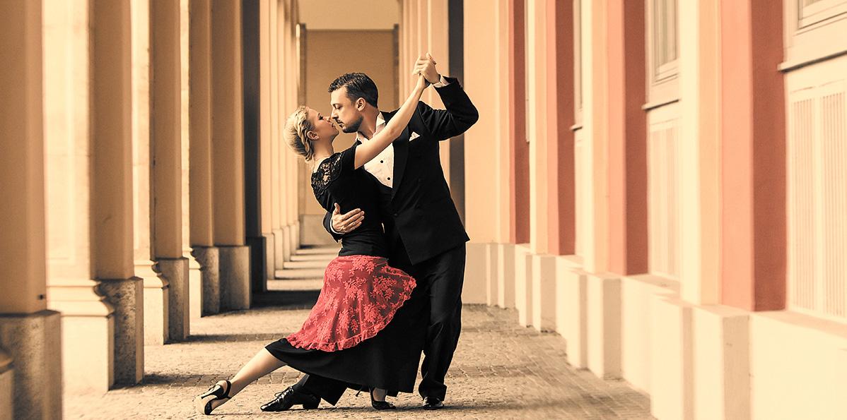 Oscar Busso - Die Tango Schule