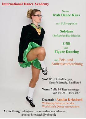 Irish Dance - (C) Tanzpartner suchen